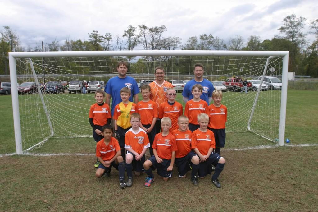 luke's team
